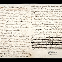 X-ray tech reveals spicy writing in Marie Antoinette letters