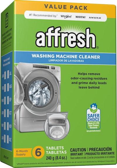 Affresh Washing Machine Cleaner (6 Count)