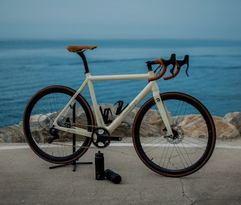 Design firm ARES unveiled what it claims is the world's lightest e-bike.