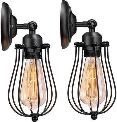 Licperron Wall Sconces (2-Pack)