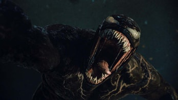 venom screaming in let there be carnage