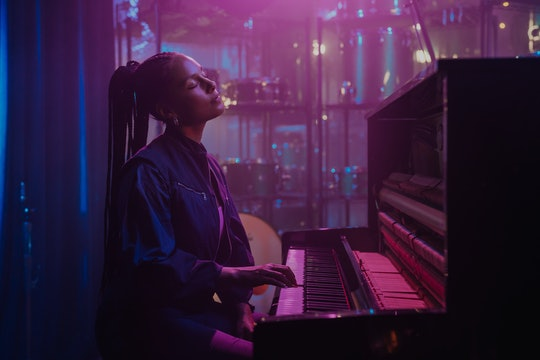 Alicia Keys stars in a four-part documentary series 'NOTED: Alicia Keys The Untold Stories' on YouTu...