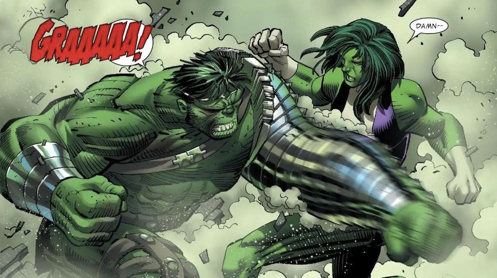 hulk vs she-hulk