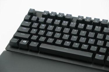 Review: 8000Hz is overkill in the Razer Huntsman V2 TKL mechanical gaming keyboard.