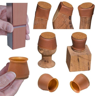 aneaseit Felt Bottom Chair Leg Covers (16-Pieces)
