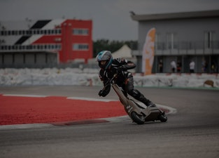 Italian company YCOM has developed an electric scooter with top speeds of 62mph.