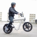 An e-bike that looks like a pipe from Sol Motors that is now available for pre-order. Electric bikes...