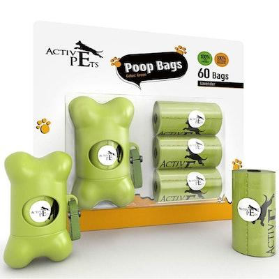 Active Pets Dog Poop Bag Dispenser
