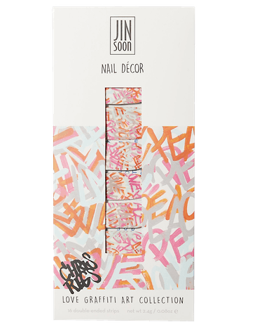 Love Graffiti Art Collection Nail Décore
