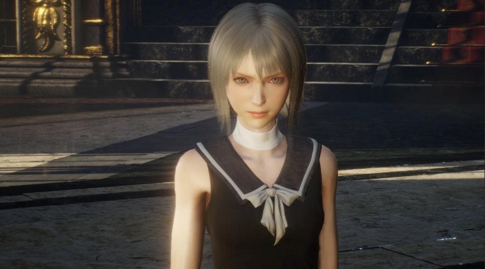 Stranger of Paradise Final Fantasy Origin Neon