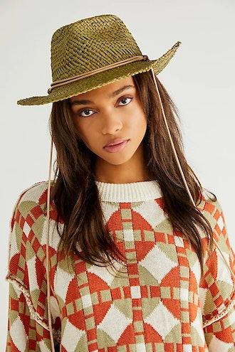 Kismet Straw Cowboy Hat