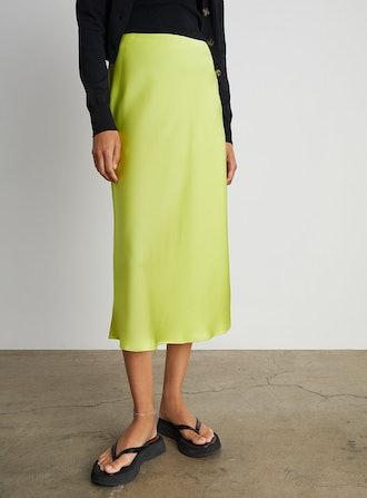 Brianna Midi Slip Skirt