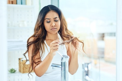 Is it bad to air dry your hair? It depends on how you treat it when it's damp.