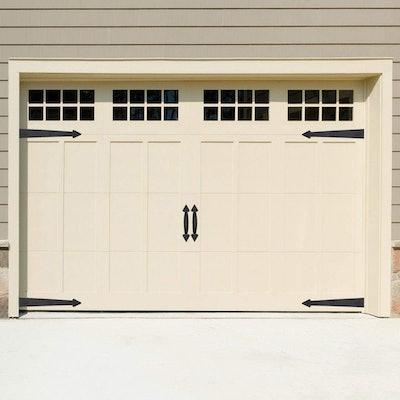 WINSOON Garage Door Magnetic Decorative Hardware