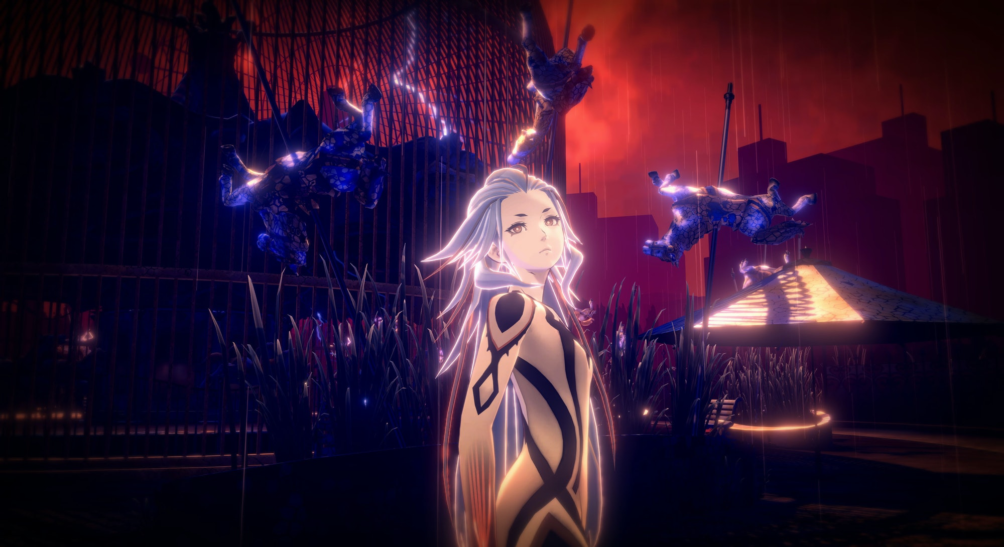screenshot from AI The Somnium Files video game