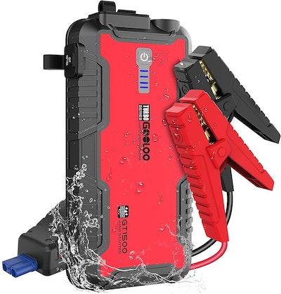 GOOLOO Jump Starter Battery Pack