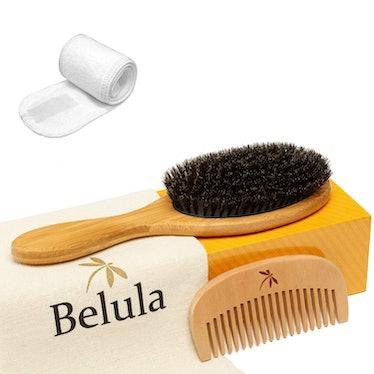 Bristle Hair Brush Set