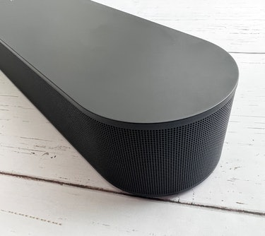Alone, the Sonos Beam (Gen 2) sounds great. But with rear speakers connected, it sounds phenomenal.