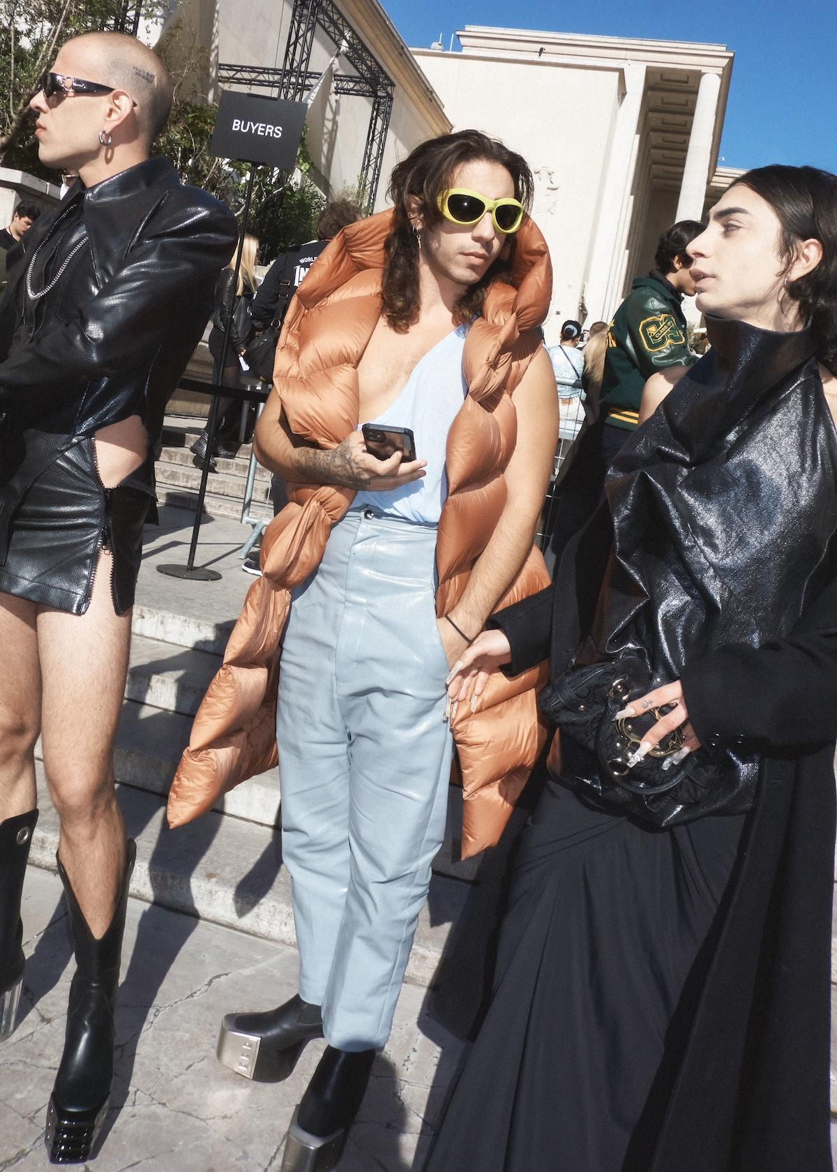 سبک خیابانی در پاریس