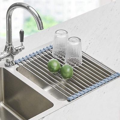 Seropy Over Sink Dish Rack