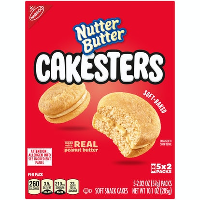 Here's where you can buy Oreo Cakesters in 2022, as well as a new Nutter Butter flavor.