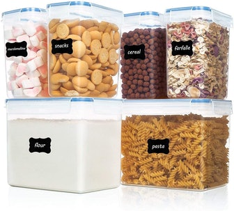 Vtopmart Airtight Storage Containers (6 Pieces)