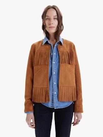 The On-The-Fringe Jacket