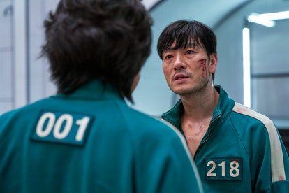 Park Hae-soo as Cho Sang-woo in 'Squid Game.'