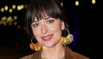 Dakota Johnson attends the Telluride Film Festival on September 05, 2021 in Telluride, Colorado.