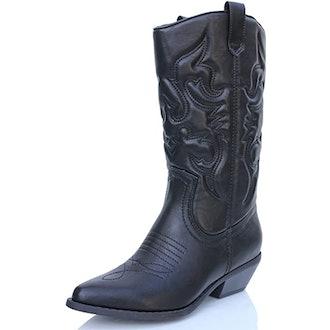 Soda Reno Cowboy Boots