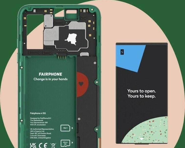 An inside look at the Fairphone 4
