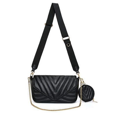 ANT EXPEDITION Quilted Crossbody Bag