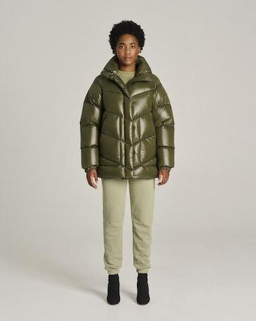 Forrest Green Brooklyn Winter Jacket