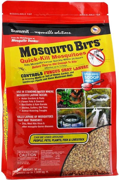 SUMMIT CHEMICAL Mosquito Bits