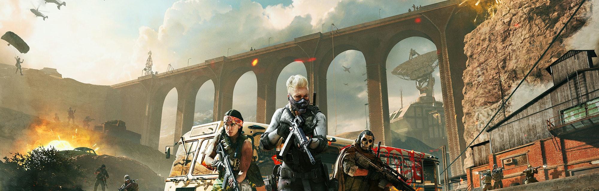 call of duty warzone bridge