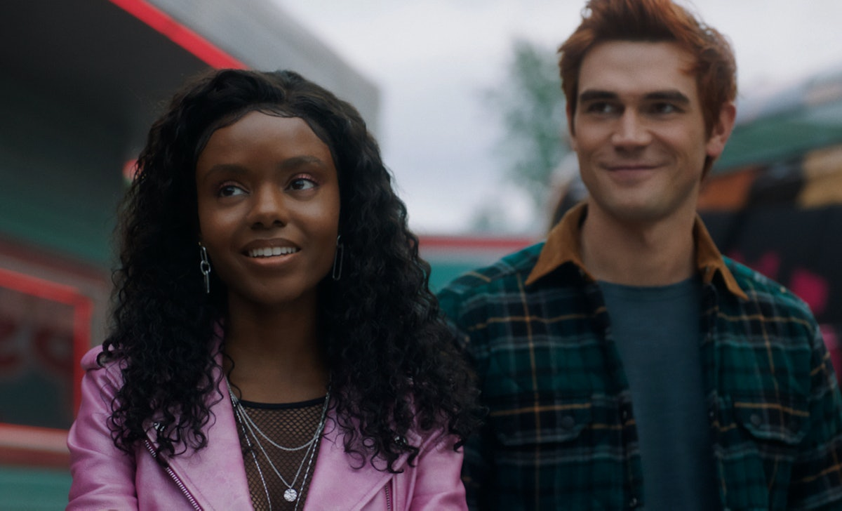 Josie and the Pussycats reunite in 'Riverdale' Season 5 Episode 15.