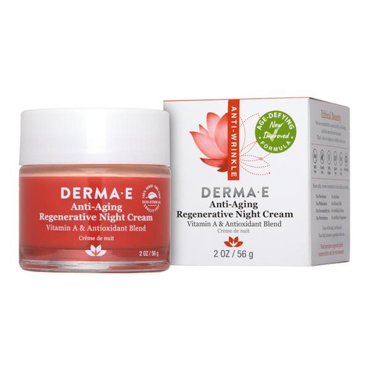 Anti-Aging Regenerative Night Cream