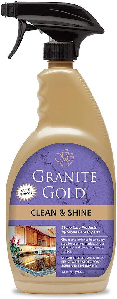 Granite Gold Clean and Shine Spray