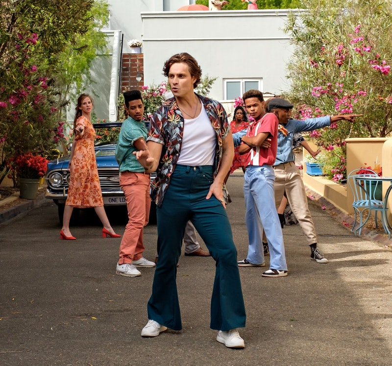 Is Koop From Netflix's 'Afterlife of the Party' A Real Pop Star? Photo via Graham Bartholemew/Netfli...