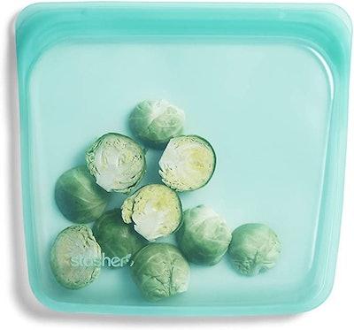 Stasher Platinum Food Grade Reusable Storage Bag