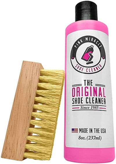 Pink Miracle Shoe Cleaner Kit