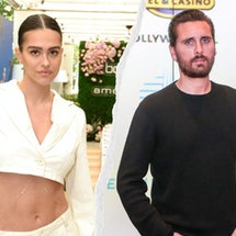"""Scott Disick Is Reportedly """"Having Issues"""" With Amelia Hamlin Due To Leaked Kourtney Kardashian DMs...."""
