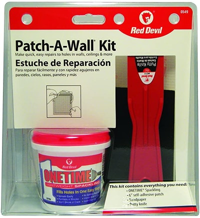 Red Devil Lightweight Spackling Patch-A-Wall Kit