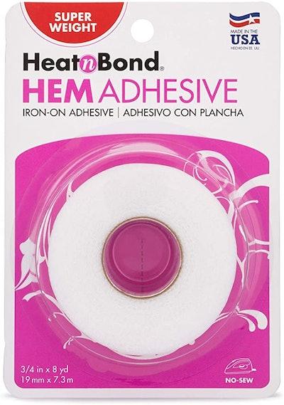 HeatnBond Hem Iron-On Adhesive Super Weight Yards