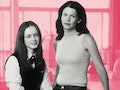 Rory & Lorelai Gilmore, played by Alexis Bledel and Lauren Graham, to show 'Gilmore Girls'-inspired ...