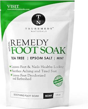 Truremedy Naturals Tea Tree Oil Foot Soak