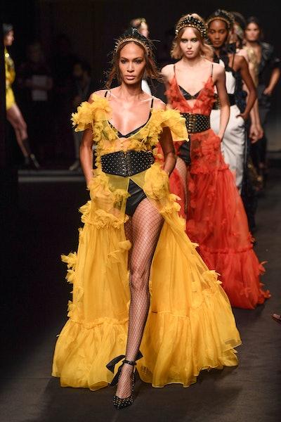 Dundas show, Runway, Spring Summer 2020, Haute Couture Fashion Week, Paris, France - 01 Jul 2019.
