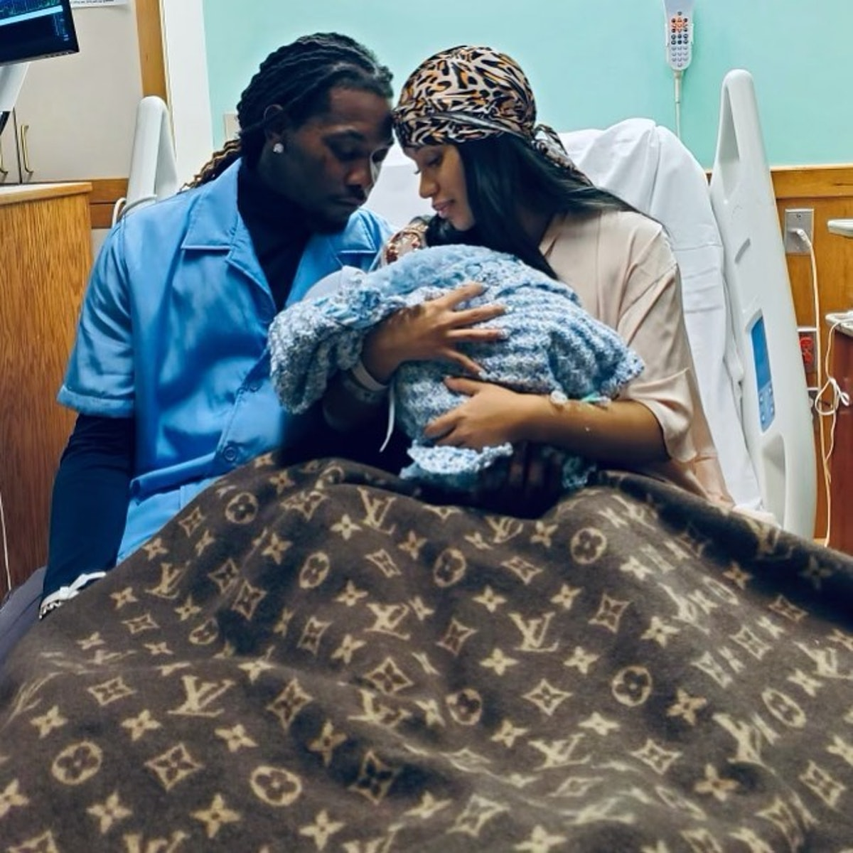 During Labor Day weekend in 2021, Cardi B and her husband Offset welcomed in their second child, who...