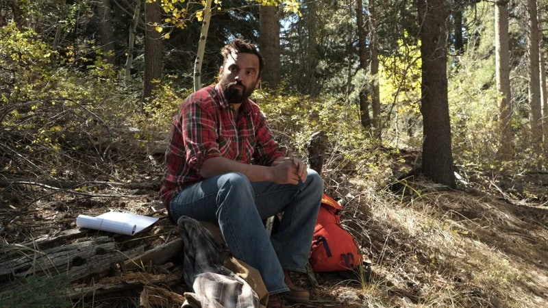 Jake Johnson in 'Ride The Eagle'