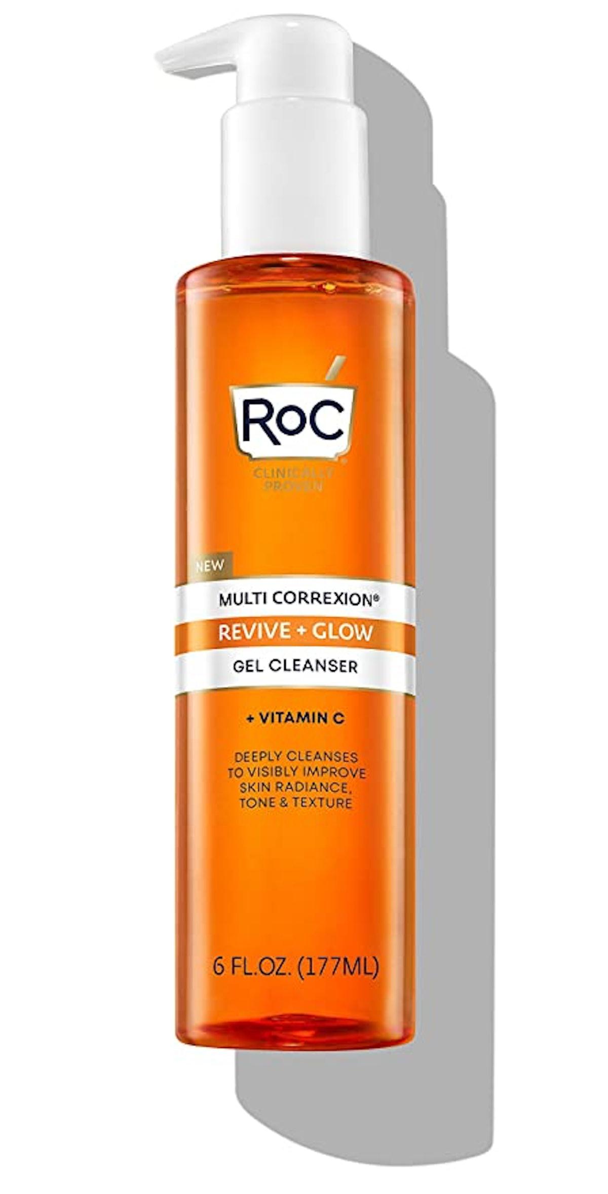 RoC Multi Correxion Revive + Glow Gel Cleanser